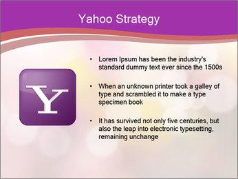 Pink Sparkles PowerPoint Templates - Slide 11