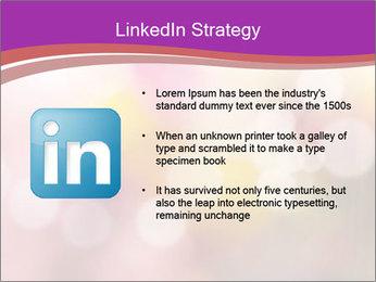 Pink Sparkles PowerPoint Templates - Slide 12