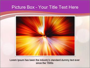 Pink Sparkles PowerPoint Templates - Slide 15