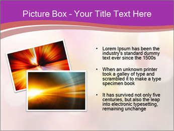 Pink Sparkles PowerPoint Template - Slide 20