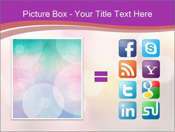 Pink Sparkles PowerPoint Templates - Slide 21