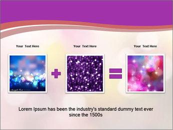 Pink Sparkles PowerPoint Templates - Slide 22