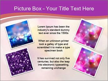 Pink Sparkles PowerPoint Templates - Slide 24