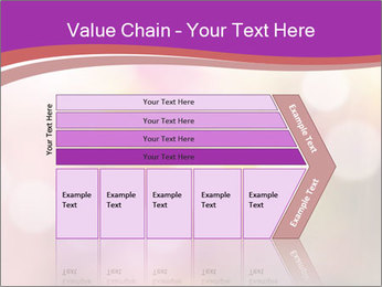 Pink Sparkles PowerPoint Template - Slide 27