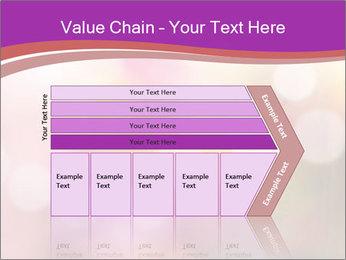 Pink Sparkles PowerPoint Templates - Slide 27