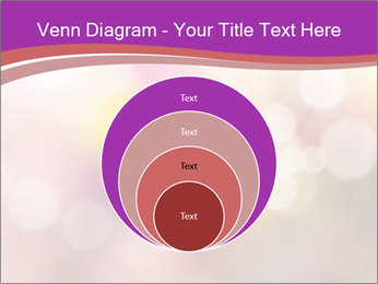 Pink Sparkles PowerPoint Template - Slide 34
