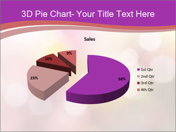 Pink Sparkles PowerPoint Templates - Slide 35