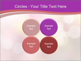 Pink Sparkles PowerPoint Template - Slide 38