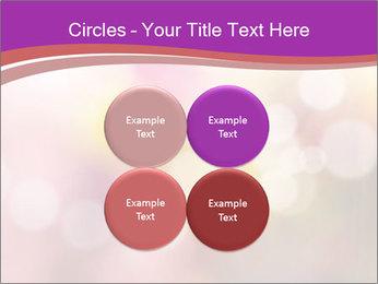Pink Sparkles PowerPoint Templates - Slide 38