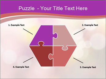 Pink Sparkles PowerPoint Templates - Slide 40