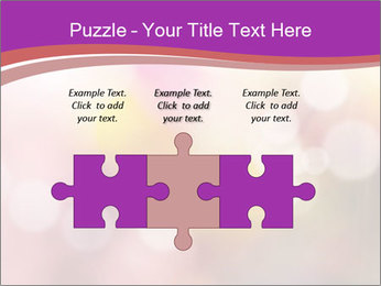 Pink Sparkles PowerPoint Templates - Slide 42