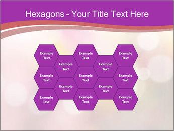 Pink Sparkles PowerPoint Templates - Slide 44