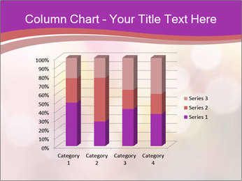 Pink Sparkles PowerPoint Template - Slide 50