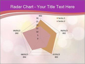 Pink Sparkles PowerPoint Templates - Slide 51