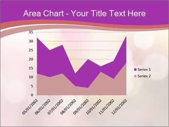 Pink Sparkles PowerPoint Templates - Slide 53