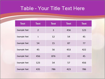 Pink Sparkles PowerPoint Template - Slide 55