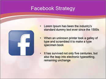 Pink Sparkles PowerPoint Templates - Slide 6