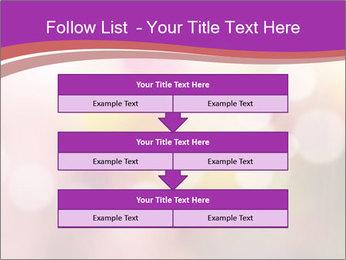 Pink Sparkles PowerPoint Templates - Slide 60