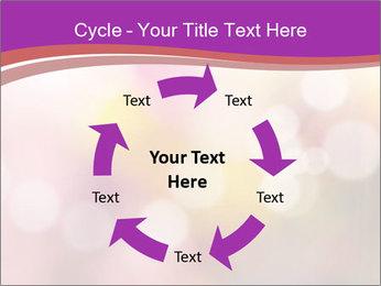 Pink Sparkles PowerPoint Templates - Slide 62