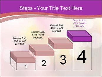 Pink Sparkles PowerPoint Templates - Slide 64