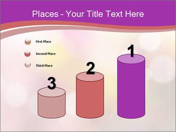Pink Sparkles PowerPoint Templates - Slide 65