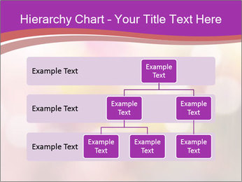 Pink Sparkles PowerPoint Templates - Slide 67
