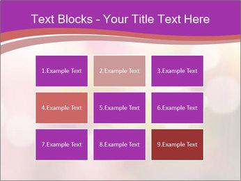 Pink Sparkles PowerPoint Templates - Slide 68