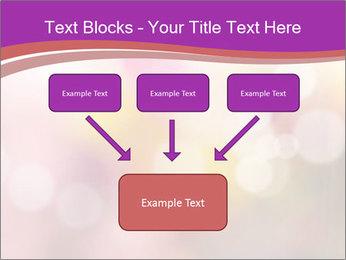 Pink Sparkles PowerPoint Templates - Slide 70