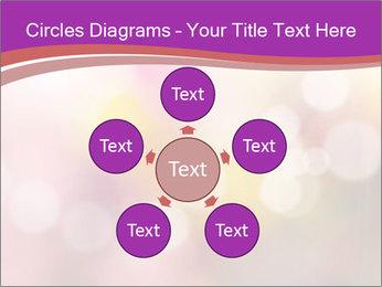 Pink Sparkles PowerPoint Templates - Slide 78