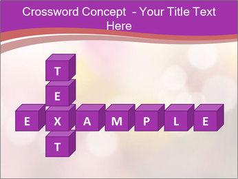 Pink Sparkles PowerPoint Templates - Slide 82