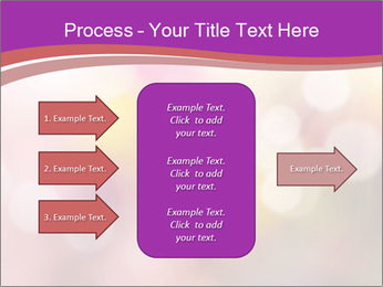 Pink Sparkles PowerPoint Templates - Slide 85