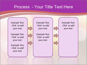 Pink Sparkles PowerPoint Template - Slide 86
