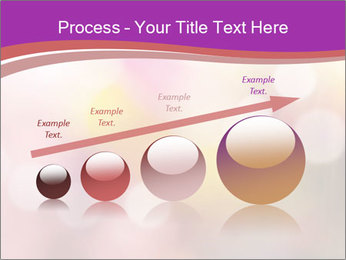 Pink Sparkles PowerPoint Template - Slide 87