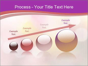 Pink Sparkles PowerPoint Templates - Slide 87