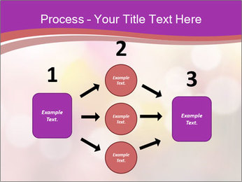 Pink Sparkles PowerPoint Template - Slide 92