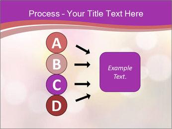 Pink Sparkles PowerPoint Templates - Slide 94