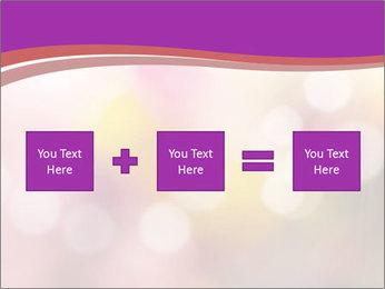 Pink Sparkles PowerPoint Templates - Slide 95