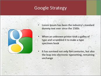 Wet Window PowerPoint Templates - Slide 10