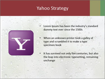 Wet Window PowerPoint Templates - Slide 11