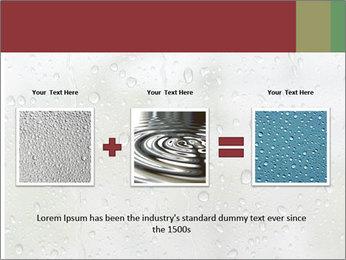 Wet Window PowerPoint Templates - Slide 22