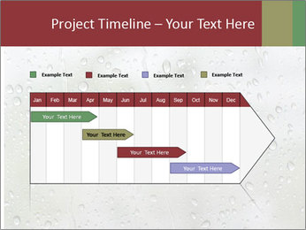 Wet Window PowerPoint Templates - Slide 25