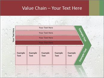 Wet Window PowerPoint Templates - Slide 27
