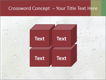 Wet Window PowerPoint Templates - Slide 39