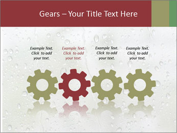 Wet Window PowerPoint Templates - Slide 48