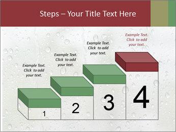 Wet Window PowerPoint Templates - Slide 64