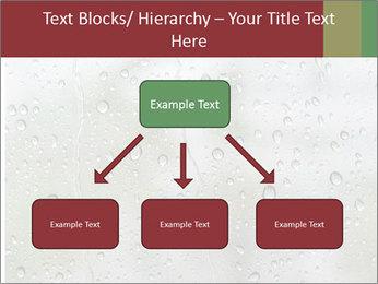 Wet Window PowerPoint Templates - Slide 69