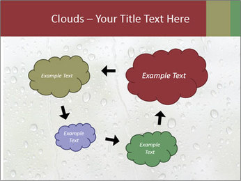 Wet Window PowerPoint Templates - Slide 72
