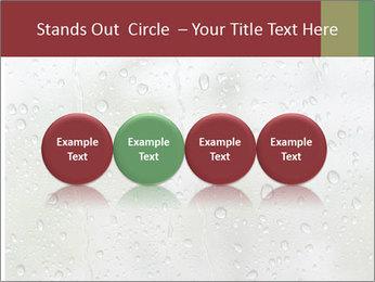 Wet Window PowerPoint Templates - Slide 76