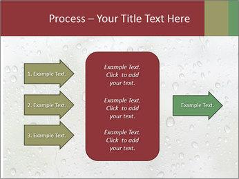 Wet Window PowerPoint Templates - Slide 85