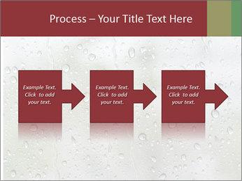 Wet Window PowerPoint Templates - Slide 88